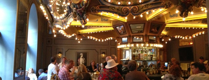 The Carousel Bar & Lounge is one of Where to Eat & Drink in NOLA.