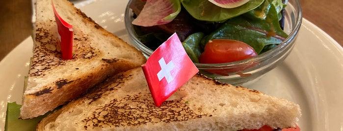 Café Select is one of Lugares favoritos de Yuri.