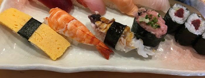 Tsukiji Sushiko is one of Topics for Restaurant & Bar ⑤.