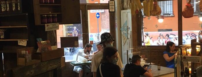 La Prosciutteria Firenze is one of สถานที่ที่บันทึกไว้ของ Francis.