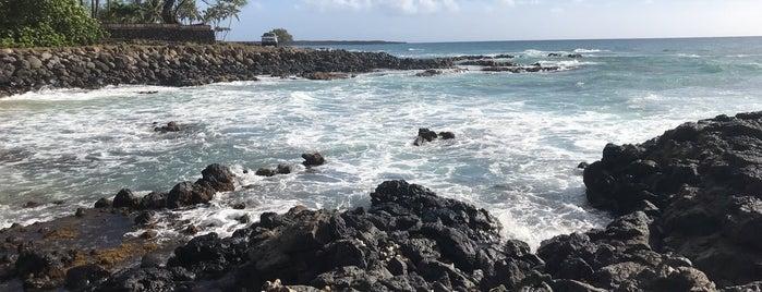 ʻĀhihi-Kīnaʻu Natural Area Reserve is one of Maui.