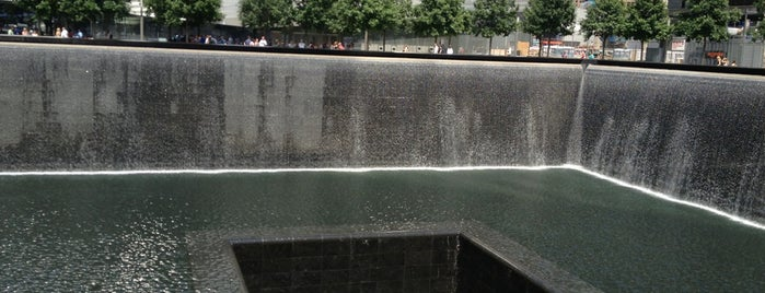 National September 11 Memorial & Museum is one of The Best of the Financial District.