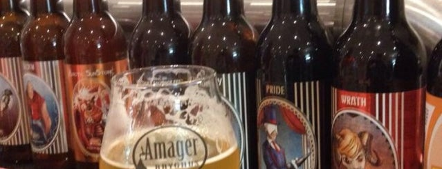 Amager Bryghus is one of Best Brewers in the World 2018.