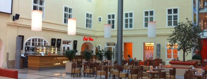 JUFA Wien City is one of Tempat yang Disimpan Silvina.