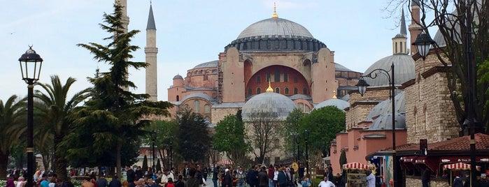 Ayasofya is one of Istanbul.