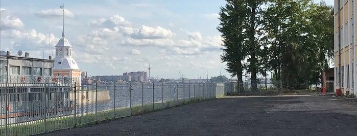 Взморье is one of Санкт-Петербург.