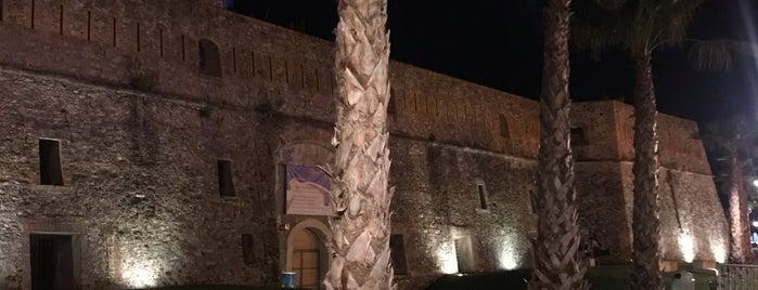 Forte Di Santa Tecla is one of Sanremo, Italy.