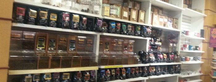 The Coffee Beanery is one of Tempat yang Disukai Shawn Ryan.