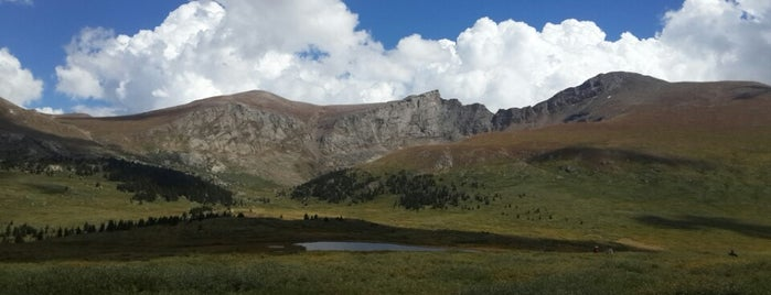 Mount Bierstadt is one of Denver.
