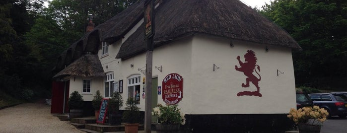 Red Lion Freehouse is one of Michelin Under 30.