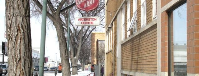 Waterson Centre is one of Regina Survival Guide.