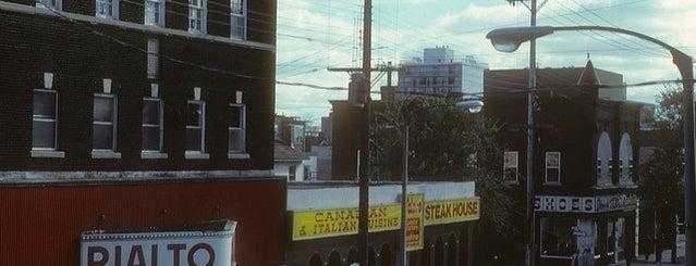 Rialto Theatre is one of Reel History: Ottawa's Lost Movie Theatres.