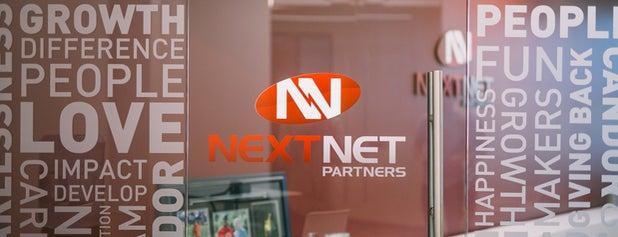NextNet Partners is one of Tempat yang Disukai Phil.