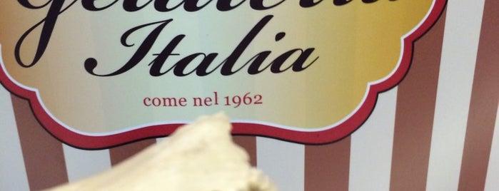 Gelateria Italia is one of Locais curtidos por D.
