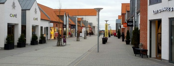 Ringsted Outlet is one of Visit Denmark.