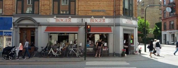 Kleins Boghandel is one of Denmark Brainstorms.