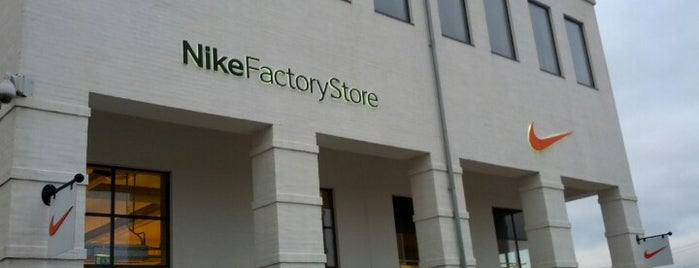 Nike Factory Store is one of Visit Denmark.