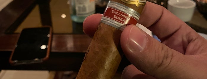Cigar Lounge is one of London.