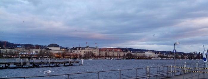 Zürichsee is one of 5 días en Zurich / 5 days in Zurich.