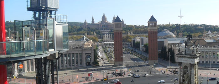 Arenas de Barcelona is one of Barcelona en 5 días.