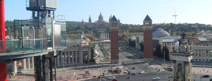 Arenas de Barcelona is one of Barcelona en 5 días.
