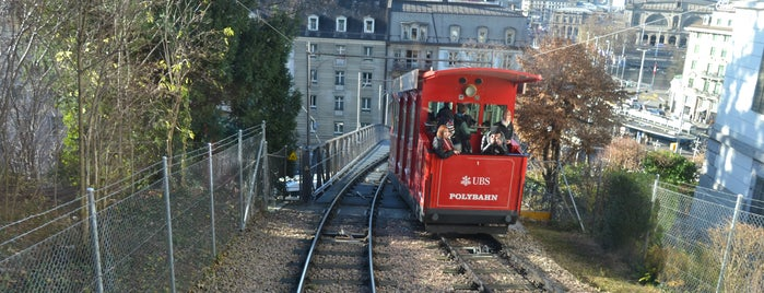 Polybahn is one of 5 días en Zurich / 5 days in Zurich.