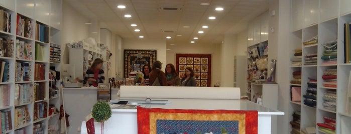 Angel's Patchwork is one of Comprar telas en Sevilla para diseño y moda.