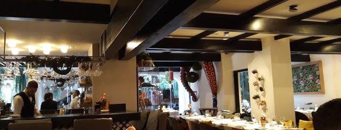 Restaurante Dani García & BiBo is one of Spain.
