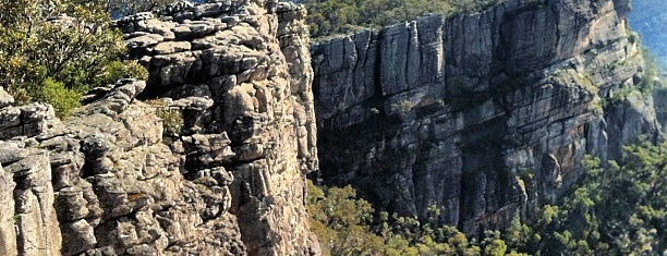The Pinnacles is one of Australia.