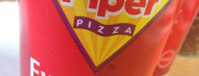 Peter Piper Pizza is one of Lugares favoritos de Ricardo.