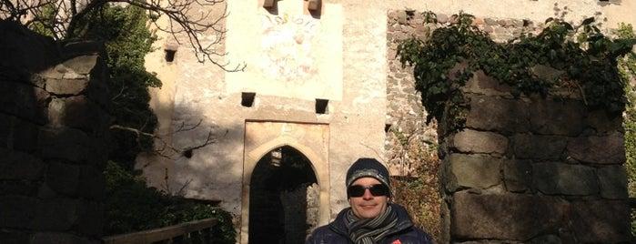 Schloss Runkelstein is one of Castelli Italiani.