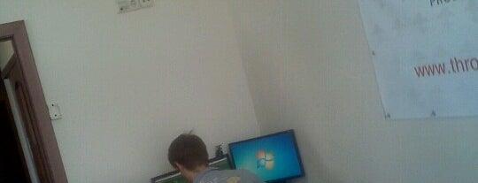 Digital-продакшн Throne FX is one of Мой Киев!:).