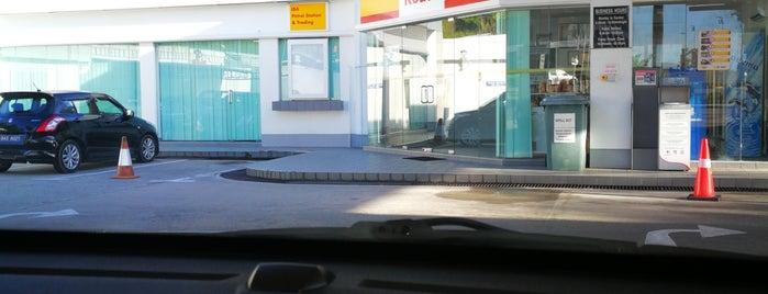 IBA Petrol Station, Lambak Kanan is one of Orte, die S gefallen.