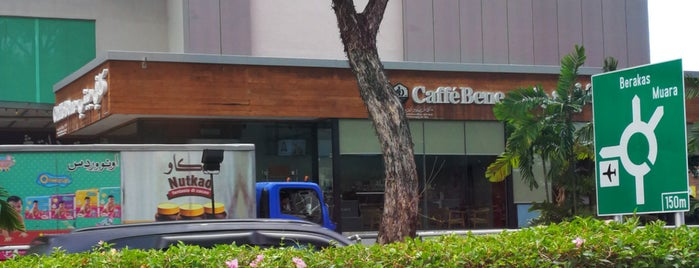 Caffe Bene is one of สถานที่ที่บันทึกไว้ของ S.