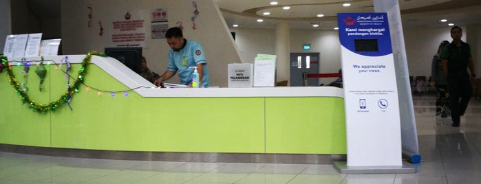 Pusat Kesihatan Berakas, RPN Lambak Kanan is one of Orte, die S gefallen.