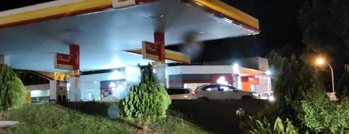 IBA Petrol Station, Lambak Kanan is one of Lugares favoritos de S.