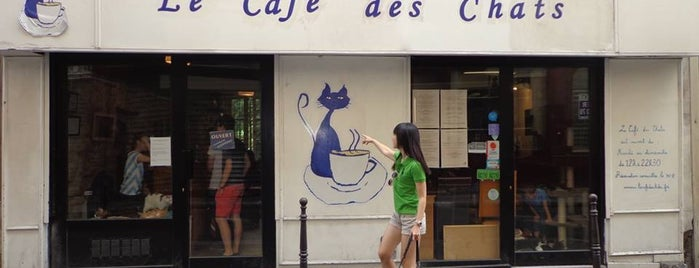 Le Café des Chats is one of Miso Hungry.