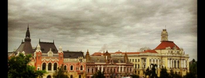 Piața Unirii is one of Locais curtidos por Laszlo.
