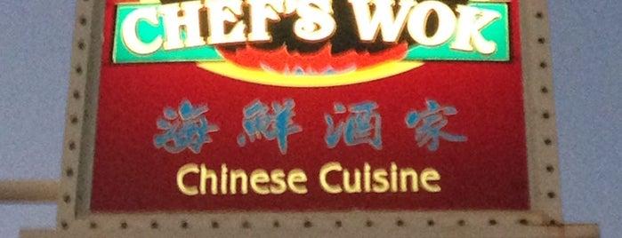 Chef's Wok is one of Posti che sono piaciuti a Frank.