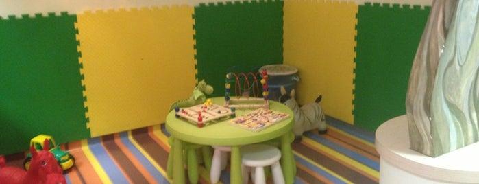 Детская поликлиника Литфонда is one of Olga : понравившиеся места.