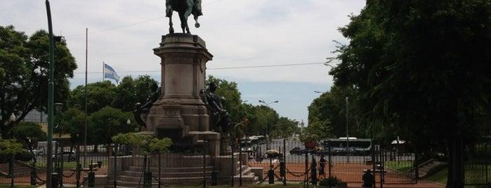 Plaza Italia is one of Capital Federal (AR).