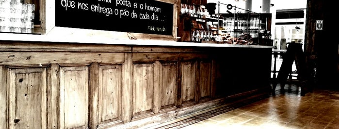 Le Pain Quotidien is one of Work spots in SP.