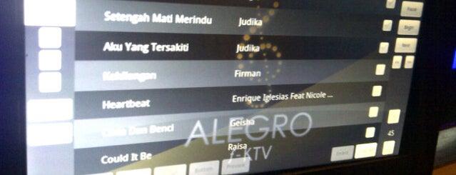 Alegro F-KTV is one of Often go.