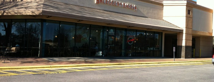 Bruegger's is one of Restaurants.
