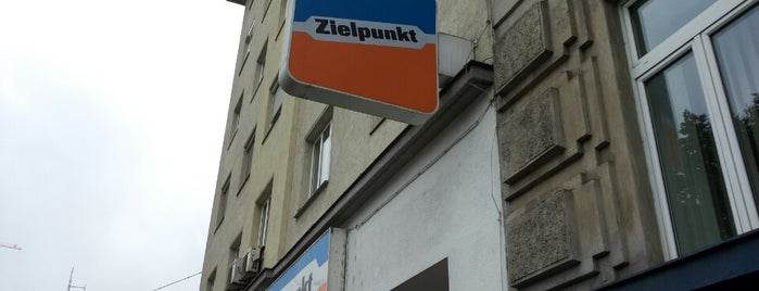 Zielpunkt is one of Lieux qui ont plu à Helena.