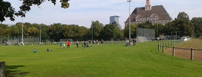 Bezirkssportanlage Schwabing is one of Football Grounds Munich.