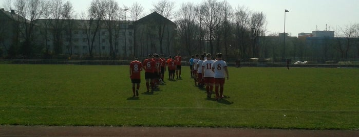 BSA Hans-Denzinger-Strasse is one of Football Grounds Munich.