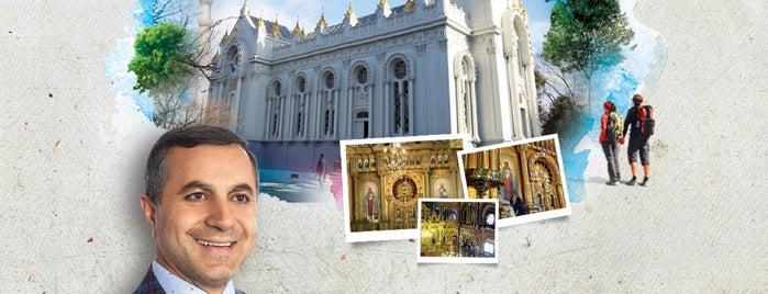 Sveti Stefan Bulgar Ortodoks Kilisesi is one of สถานที่ที่ MEHMET YUSUF ถูกใจ.