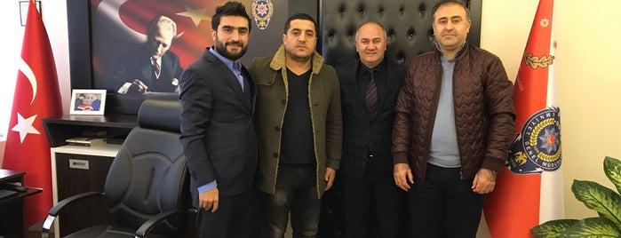 Elbistan Emniyet Müdürlügü is one of MEHMET YUSUF'un Beğendiği Mekanlar.