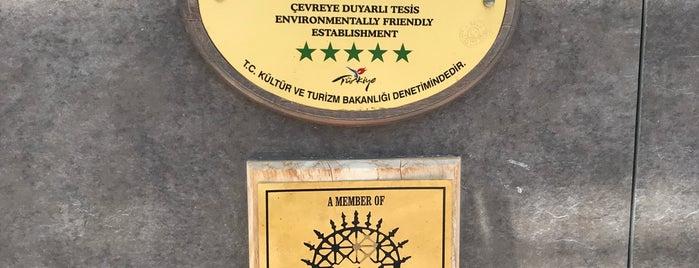 Çam Thermal Resort & Spa Convention Center is one of MEHMET YUSUF 님이 좋아한 장소.